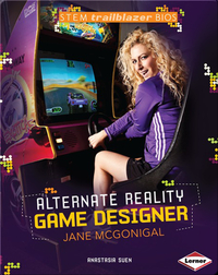 Alternate Reality Game Designer: Jane McGonigal