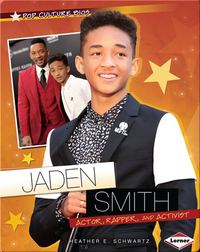 Jaden Smith: Actor, Rapper, and Activist