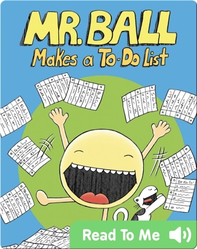Mr. Ball Makes a To-Do List