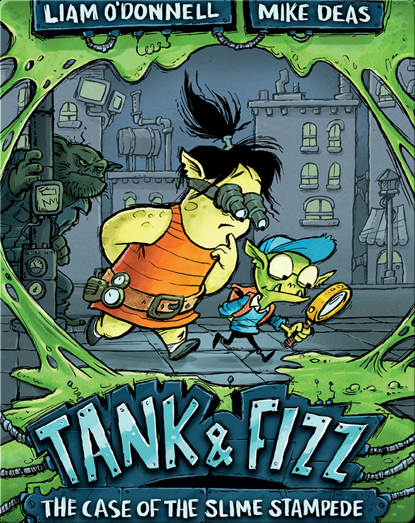 Tank & Fizz: The Case of the Slime