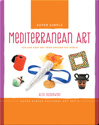 Super Simple Mediterranean Art