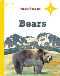Magic Readers: Bears