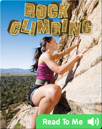 Action Sports: Rock Climbing