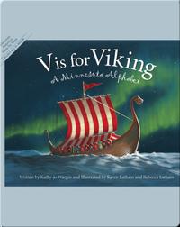 V is for Viking: A Minnesota Alphabet