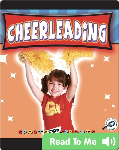 Sports For Sprouts: Cheerleading