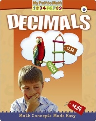 Math Concepts Made Easy: Decimals