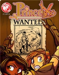 Princeless Vol. 2 #1