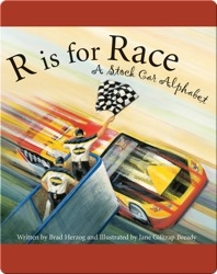 R is for Race: A Stock Car Alphabet