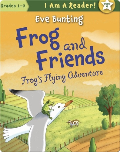 Frog and Friends: Flying Adventure