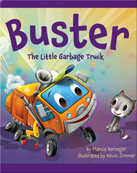 Buster the Garbage Truck