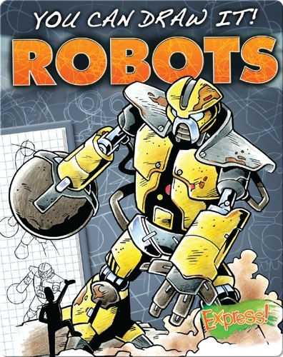 You Can Draw It! Robots
