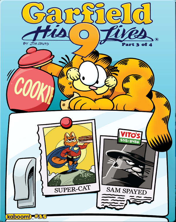 Garfield #35: 9 Lives Part #3