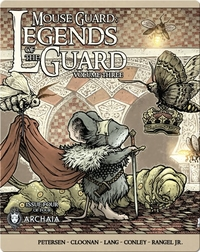 Mouse Guard: Legends of the Guard Vol. 3: Issue #4