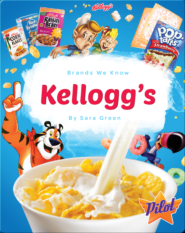 Brands We Know: Kellogg's