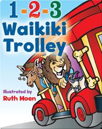 123 Waikiki Trolley