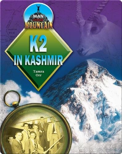 K2 in Kashmir