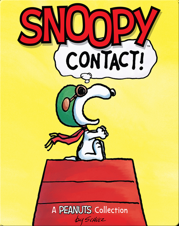Snoopy: Contact!