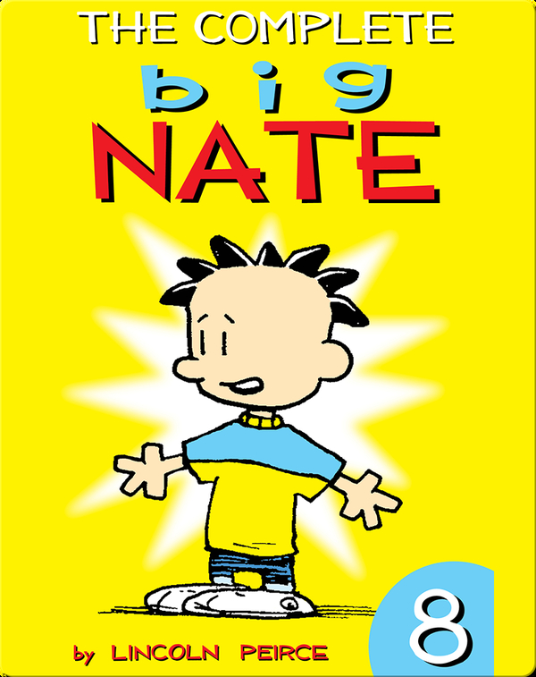The Complete Big Nate #8