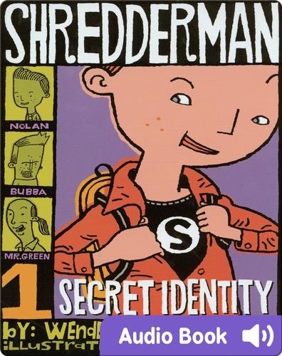 Shredderman #1: Secret Identity