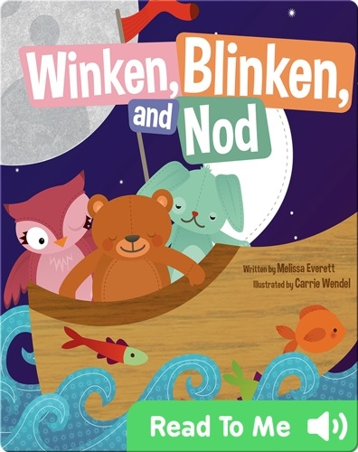 Winken, Blinken, and Nod