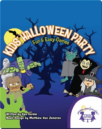 Kids' Halloween Party: Fun & Easy Games