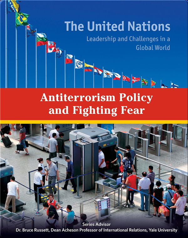 Antiterrorism Policy and Fighting Fear
