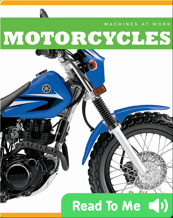 Machines at Work: Motorcycles