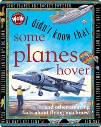 I Didn't Know That Some Planes Hover