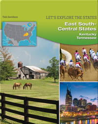East South Central States: Kentucky, Tennessee