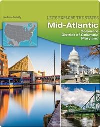 MidAtlantic: Delaware, District of Columbia, Maryland