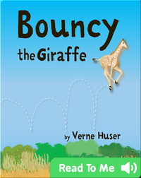 Bouncy the Giraffe