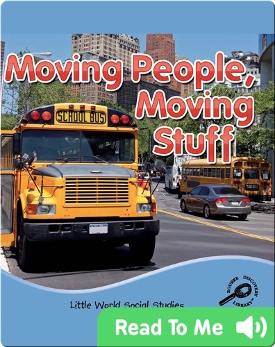 Moving People, Moving Stuff