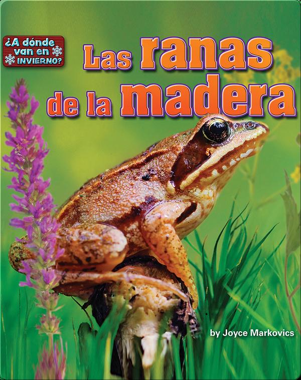 Las ranas de la madera (wood frogs)