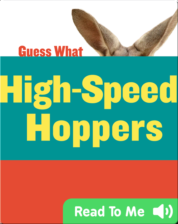 High-Speed Hoppers