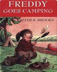 Freddy #15: Freddy Goes Camping