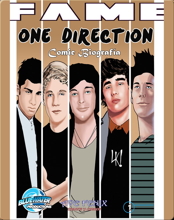 Fame : One Direction (Spanish Edition)