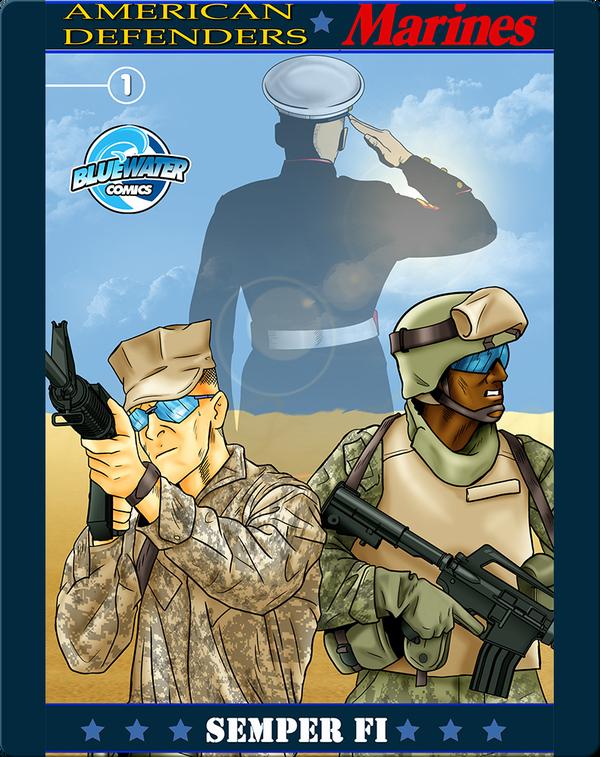 American Defenders: The Marines