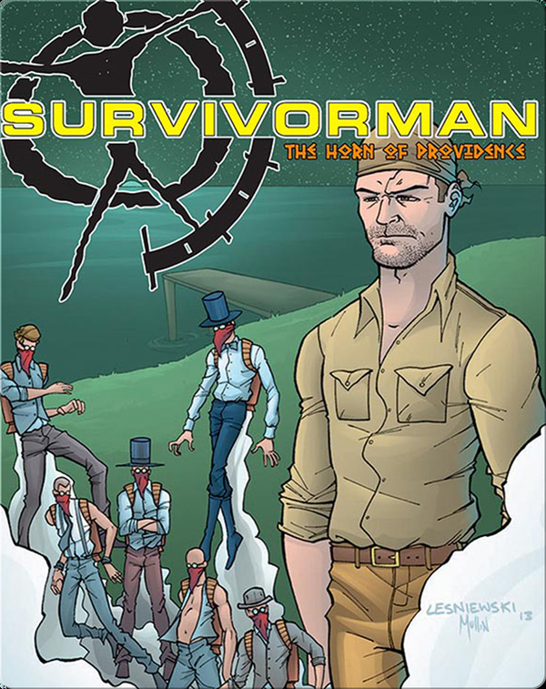 Les Stroud: Survivorman: The Horn of Providence 3