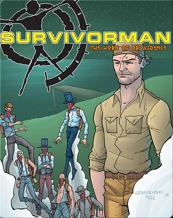 Les Stroud: Survivorman: The Horn of Providence 3