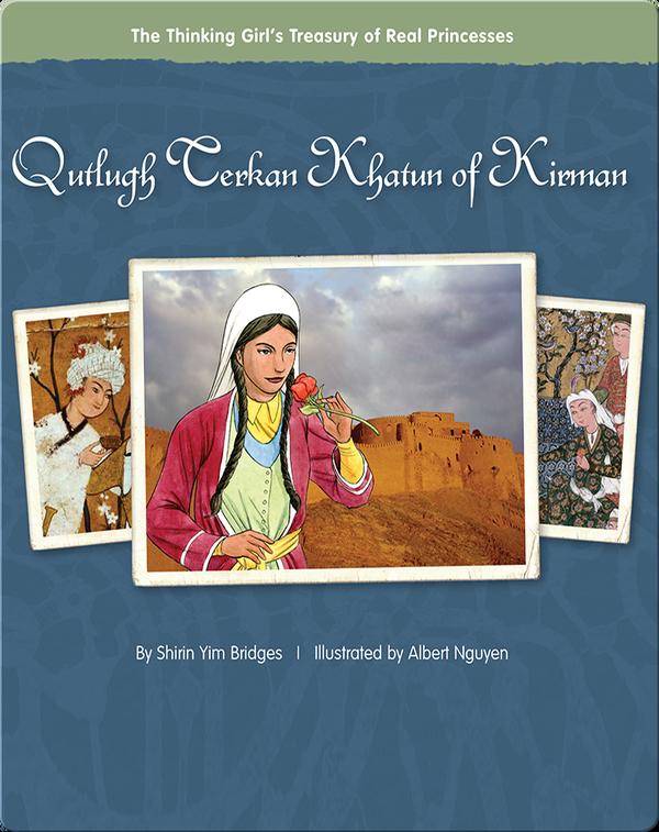 Qutlugh Terkan Khatun of Kirman