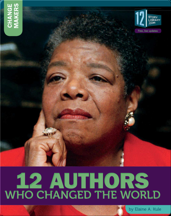 12 Authors Who Changed The World
