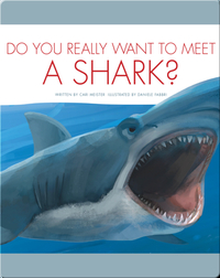 Do You Really Want To Meet A Shark?