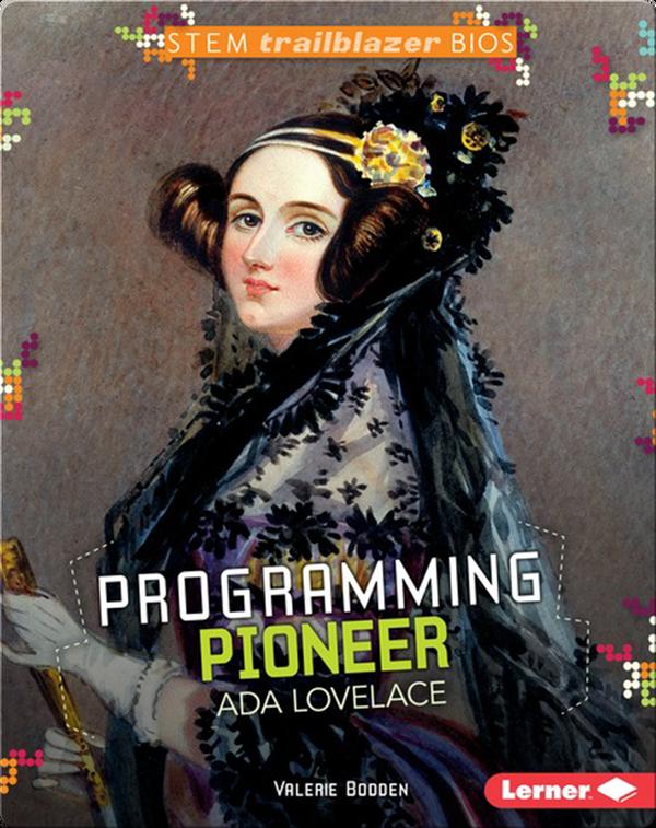 Programming Pioneer Ada Lovelace