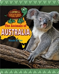 The Animals of Australia