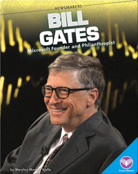 Bill Gates Microsoft Founder and Philanthropist