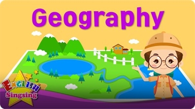 Kids vocabulary: Geography - Nature