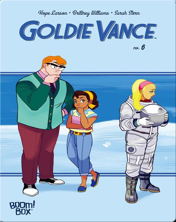 Goldie Vance No. 6