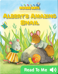 Albert's Amazing Snail