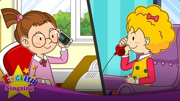 Telephone Conversations - Can I Speak to Sally?