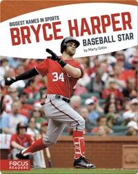 Bryce Harper Baseball Star